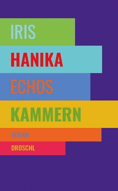 Echos Kammern - Iris Hanika