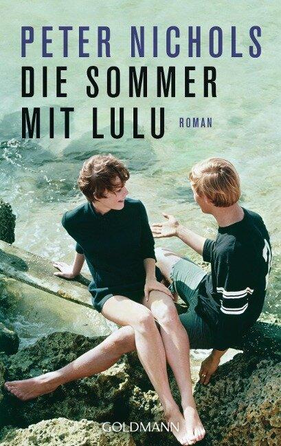 Die Sommer mit Lulu - Peter Nichols
