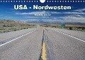 USA - Nordwesten (Wandkalender 2019 DIN A4 quer) - Thomas Amler