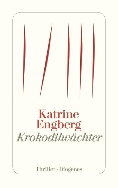 Krokodilwächter - Katrine Engberg