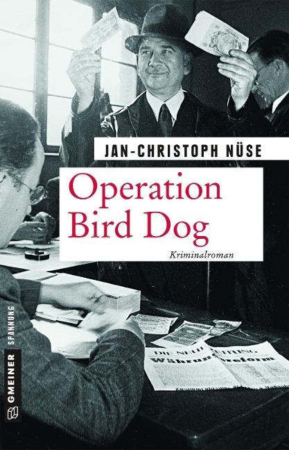 Operation Bird Dog - Jan-Christoph Nüse