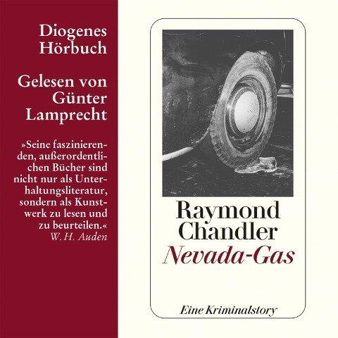 Nevada-Gas - Raymond Chandler