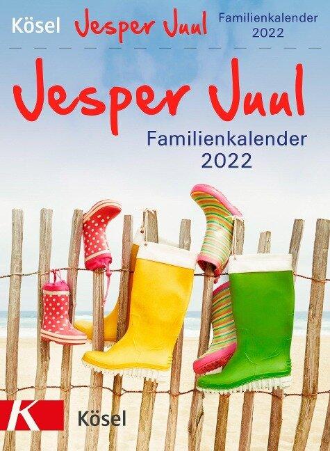 Familienkalender 2022 Abreißkalender - Jesper Juul