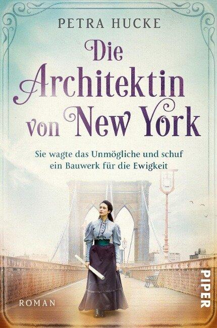 Die Architektin von New York - Petra Hucke