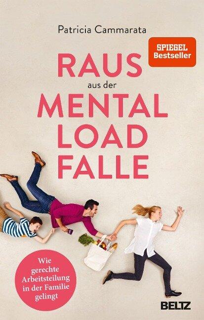 Raus aus der Mental Load-Falle - Patricia Cammarata