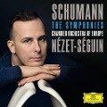 Schumann: Sinfonien 1-4 - Yannick/COE Nezet-Seguin
