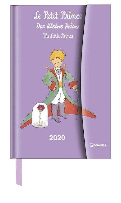 Der kleine Prinz 2020 Taschenkalender 10x15 -