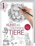 Die Kunst des Zeichnens - Tiere -