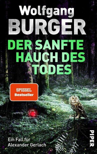 Der sanfte Hauch des Todes - Wolfgang Burger