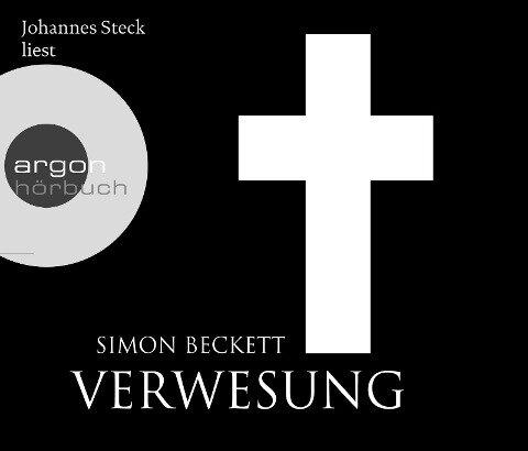 Verwesung (Hörbestseller) - Simon Beckett