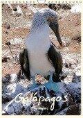 Galápagos Familienplaner (Wandkalender 2018 DIN A4 hoch) - Dr. Rudolf Blank