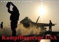 Kampfflugzeuge USA (Tischkalender 2017 DIN A5 quer) - Elisabeth Stanzer