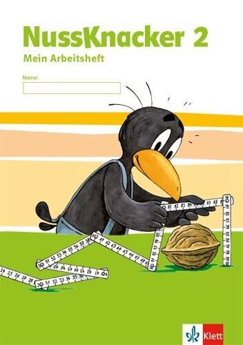 Der Nussknacker. Arbeitsheft 2. Schuljahr. Ausgabe für Hessen, Rheinland-Pfalz, Baden-Württemberg, Saarland -