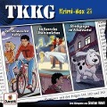 TKKG Krimi-Box 21 (Folgen 181, 182, 183) -