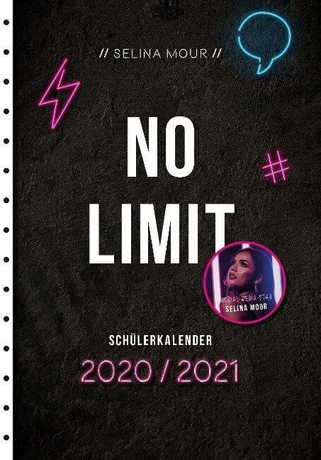 Selina Mour Schülerkalender 2020/2021 - Selina Mour