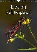 Libellen / Familienplaner (Wandkalender 2018 DIN A4 hoch) - Andrea Potratz