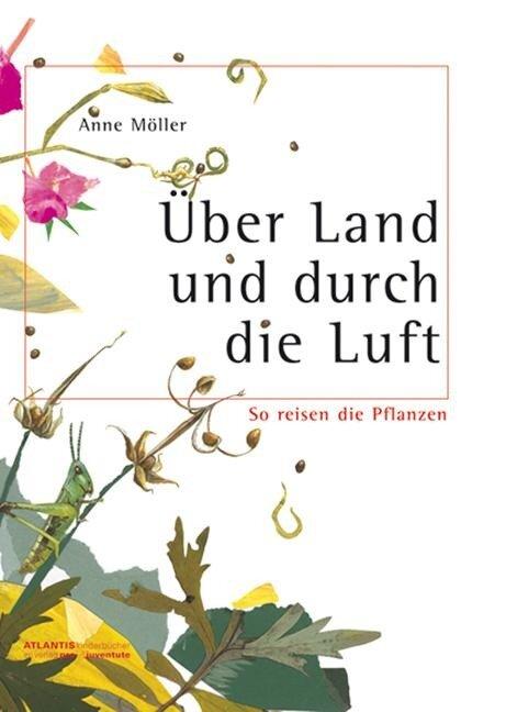 Über Land und durch die Luft - Anne Möller