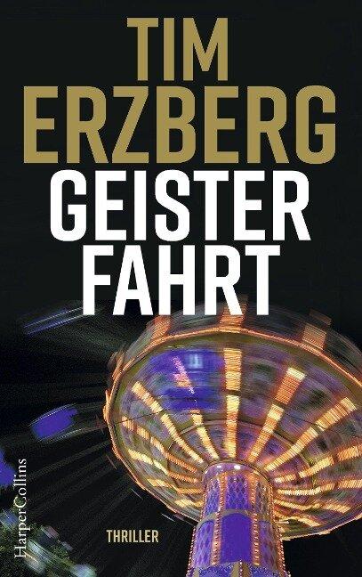 Geisterfahrt - Tim Erzberg