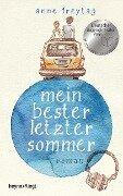 Mein bester letzter Sommer - Anne Freytag