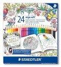 Staedtler - Farbstift ergosoft 24 ST -