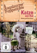 Augsburger Puppenkiste - Katze mit Hut -