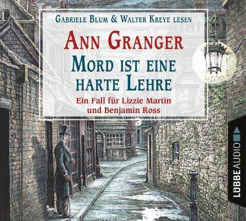 Mord ist eine harte Lehre - Ann Granger