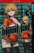 Blood Lad 13: Zeit der Konfrontation - Yuuki Kodama