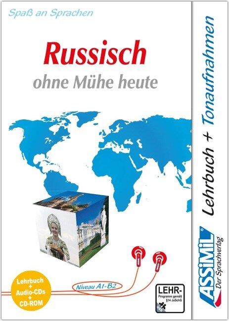 ASSiMiL Selbstlernkurs für Deutsche / Assimil Russisch ohne Mühe heute - Vladimir Dronov, Vladimir Matchabelli