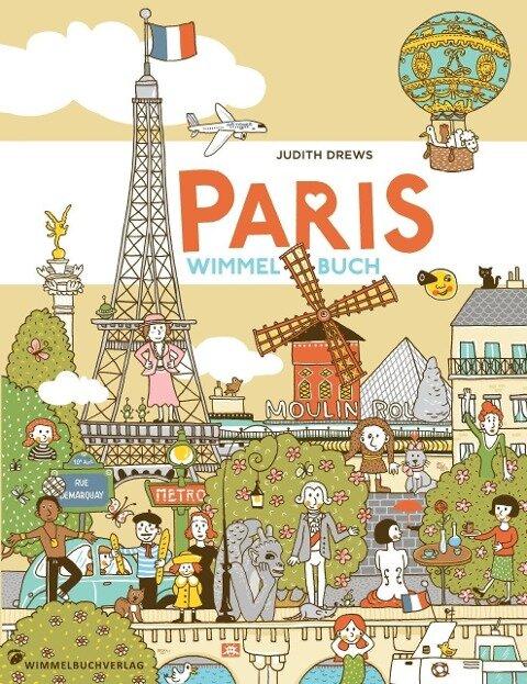 Paris Wimmelbuch - Judith Drews