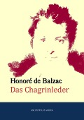 Das Chagrinleder - Honore de Balzac