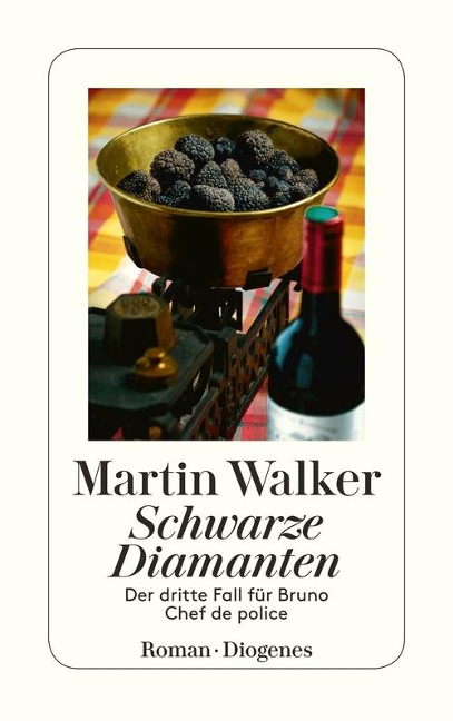 Schwarze Diamanten - Martin Walker