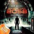 Manhattan 2058, Folge 1: Am Abgrund (Ungekürzt) - Dan Adams