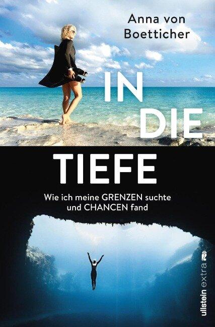In die Tiefe - Anna von Boetticher