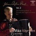 Bach auf dem Akkordeon vol.2 - Mika Väyrynen