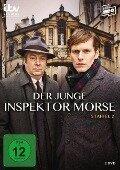 Der junge Inspektor Morse - Staffel 2 -