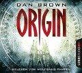 Origin - Robert Langdon 5 (Gekürzt) - Dan Brown