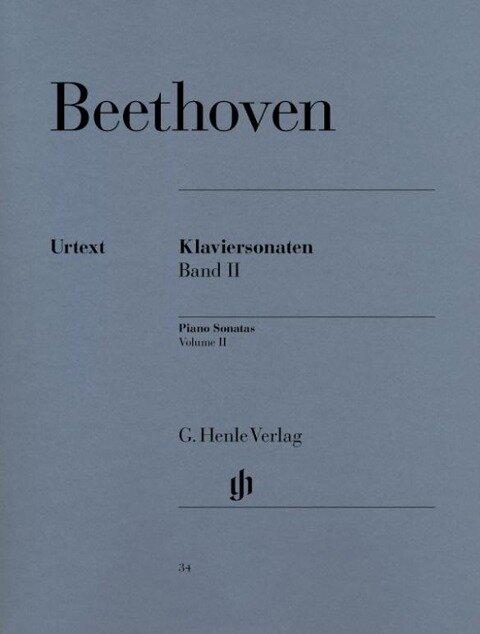 Klaviersonaten 02 - Ludwig van Beethoven
