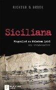 Siciliana - Mariana Richter, Hans Christian Brook