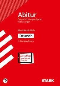 STARK Abiturprüfung Rheinland-Pfalz - Deutsch -