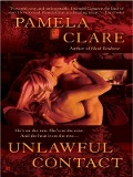 Unlawful Contact - Pamela Clare