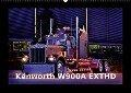 Kenworth W900A EXTHD (Wandkalender 2018 DIN A2 quer) Dieser erfolgreiche Kalender wurde dieses Jahr mit gleichen Bildern und aktualisiertem Kalendarium wiederveröffentlicht. - Ingo Laue