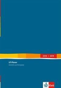 Unterrichts- und Terminplaner 2018/2019. Format C5 -