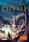 Helden des Olymp 01: Der verschwundene Halbgott - Rick Riordan