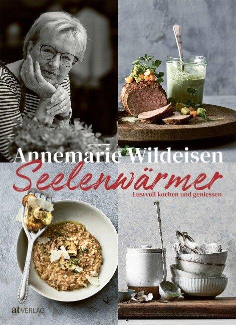 Seelenwärmer - Annemarie Wildeisen