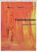 Familienkalender (Wandkalender 2016 DIN A3 hoch) - Jenny Niesalla
