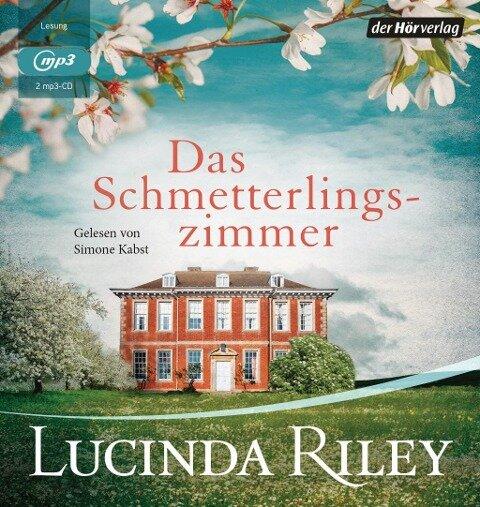 Das Schmetterlingszimmer - Lucinda Riley