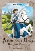 Anne von Rien - Das große Turnier - Jennifer Kresitschnig