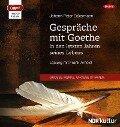 Gespräche mit Goethe in den letzten Jahren seines Lebens - Johann Peter Eckermann