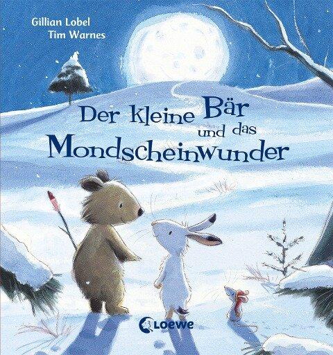 Der kleine Bär und das Mondscheinwunder - Gillian Lobel