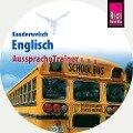 Reise Know-How AusspracheTrainer Englisch (Kauderwelsch, Audio-CD) - Doris Werner-Ulrich